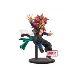 Figura Super Saiyan 4 Son Gogeta Xeno 18cm, Dragon Ball