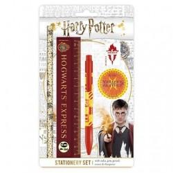 Set Papelerria Harry Potter