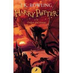 Libro: Harry Potter y la Orden del Fénix, edición bolsillo