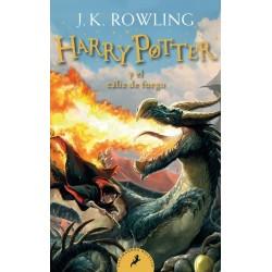 Libro: Harry Potter y el cáliz de fuego, edición bolsillo