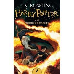 Libro: Harry Potter y el el misterio del príncipe, edición