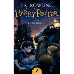 Harry Potter y la Piedra Filosofal, edición bolsillo