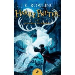 Libro: Harry Potter y el Prisionero de Azkaban, edición bolsillo