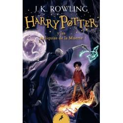 Libro: Harry Potter y las Reliquilas de la Muerte, edición