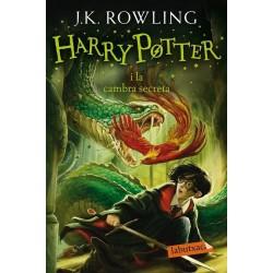 Libro: Harry Potter y la cámara secreta, edición bolsillo