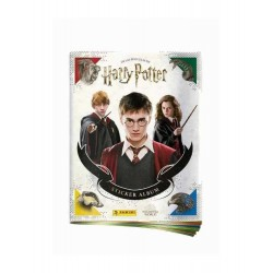 Álbum de cromos Harry Potter