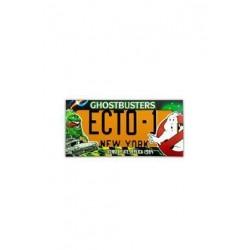 Matricula ECTO-1 New York, Cazafantasmas