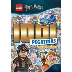 Libro: Harry Potter Lego 1001 pegatinas