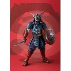 Figura Samurai Capitán América