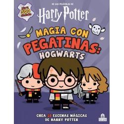 Libro: Magia con pegatinas