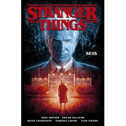 Libro: Stranger Things 2, Seis