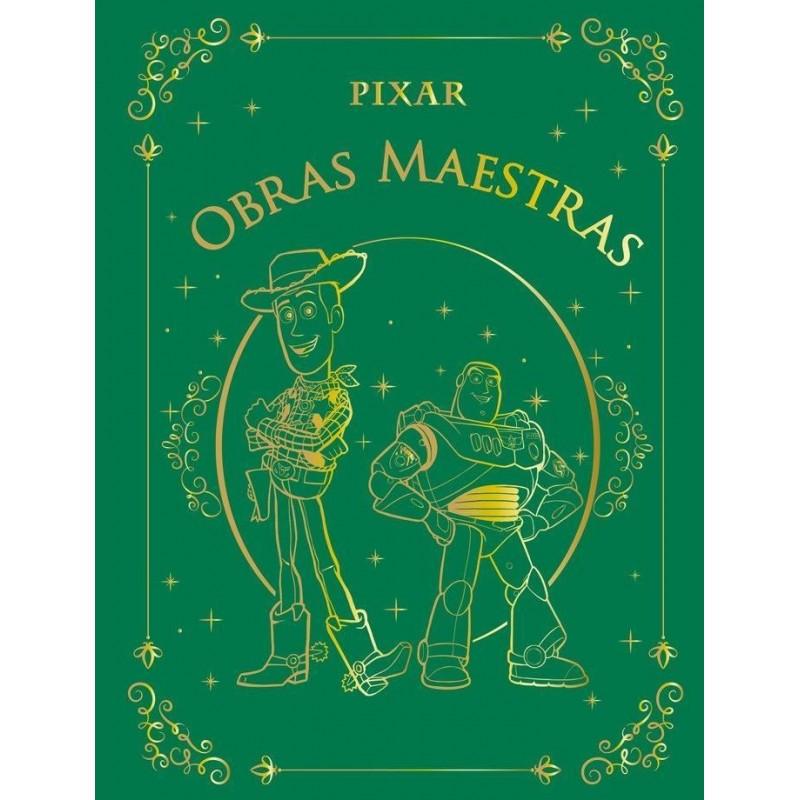 Libro: Las obras maestras de Pixar