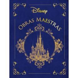 Libro: Obras maestras de Disney