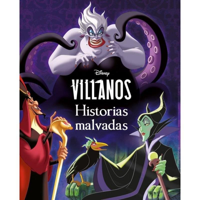 Libro: Villanos, Historias Malvadas, Disney
