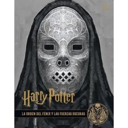 Libro: Harry Potter, Los Archivos de las Películas, La orden