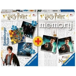 Memory Puzzle Harry Potter