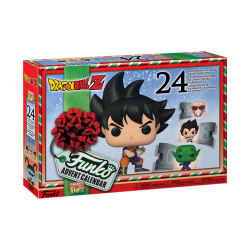 Calendario adviento Dragon Ball 2020 Funko POP