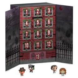 Calendario Halloween  2020 Funko POP (cuanta hacia atrás)