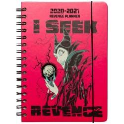Agenda Escolar 2020/2021 Disney Villanos