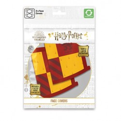 Mascarilla / Protector facial, Gryffindor, Harry Potter