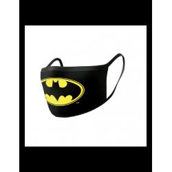 Mascarilla / Protector facial, Batman, Diseño DC Comics