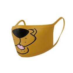 Mascarilla / Protector facial, Scooby Doo