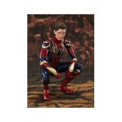 Figura Iron Spider, Batalla...