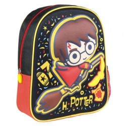 Mochila infantil Harry Potter, Quidittch, Kawaii