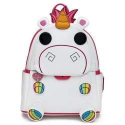 Mini Mochila Minions Fluffy Loungefly