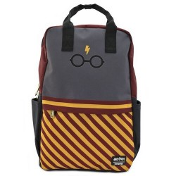 Mochila gafas Harry Potter, 43 cm, Loungefly