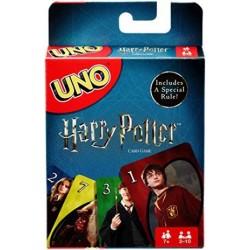 UNO Harry Potter, Juego de cartas MATTEL