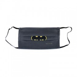 Mascarilla Batman, DC Comics, Para Adultos