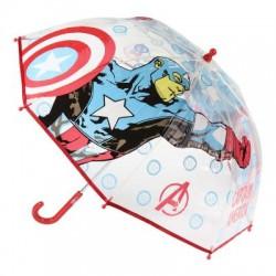 Paraguas Capitán América, infantil