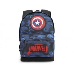 Mochila Capitán América, 44 cm, Marvel