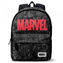 Mochila logo Marvel, 44 cm,...