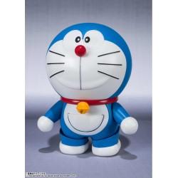 Figura Doraemon articulada 10cm, piezas intercambiables