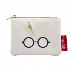Mini monedero gafas, Harry Potter