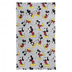Manta polar gris Mickey, Disney