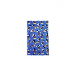 Manta polar azul Mickey, Disney