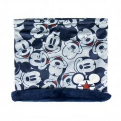 Braga Cuello Mickey Mouse Disney, Tela Polar Azul