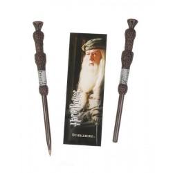 Dumbledore boli varita + punto de libro, Harry Potter