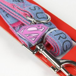 Correa para Perro Supergirl, DC Cómics