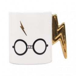 Taza Rayo, Harry Potter, Warner Bros