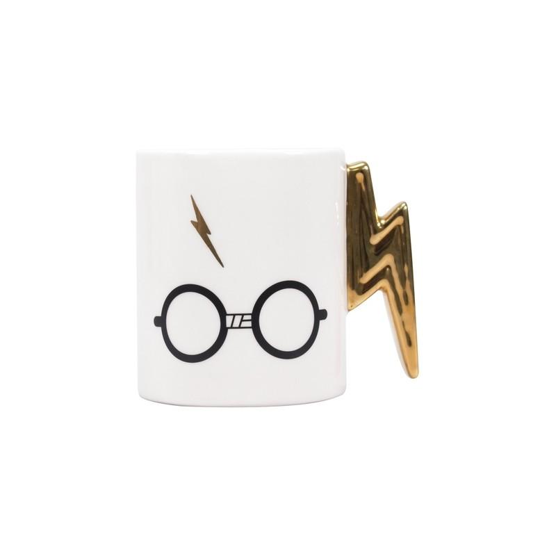 Taza Rayo, Harry Potter, Warner Bros