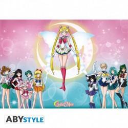 """Póster Sailor Moon, """"Sailor Warriors"""""""