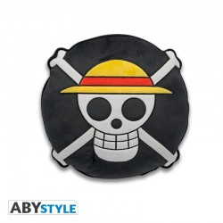 Cojín One Piece Calavera