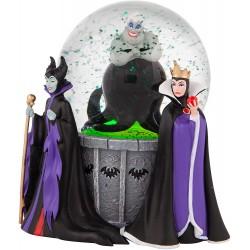 Bola de Nieve Villanas Disney