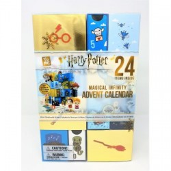 Calendario adviento regalos Harry Potter