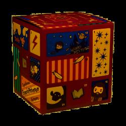 Calendario adviento regalos Harry Potter cubo