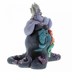 Figura de Úrsula, La Sirenita, Disney Traditions by Jim Shore